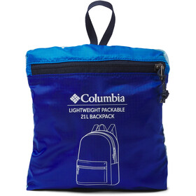 Columbia Lightweight Packable Mochila 21l, sky blue/azul